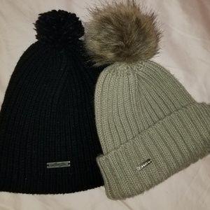 Liu Jo & Calvin Klein winter hats